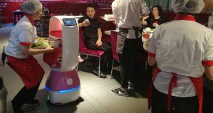 Robots de China