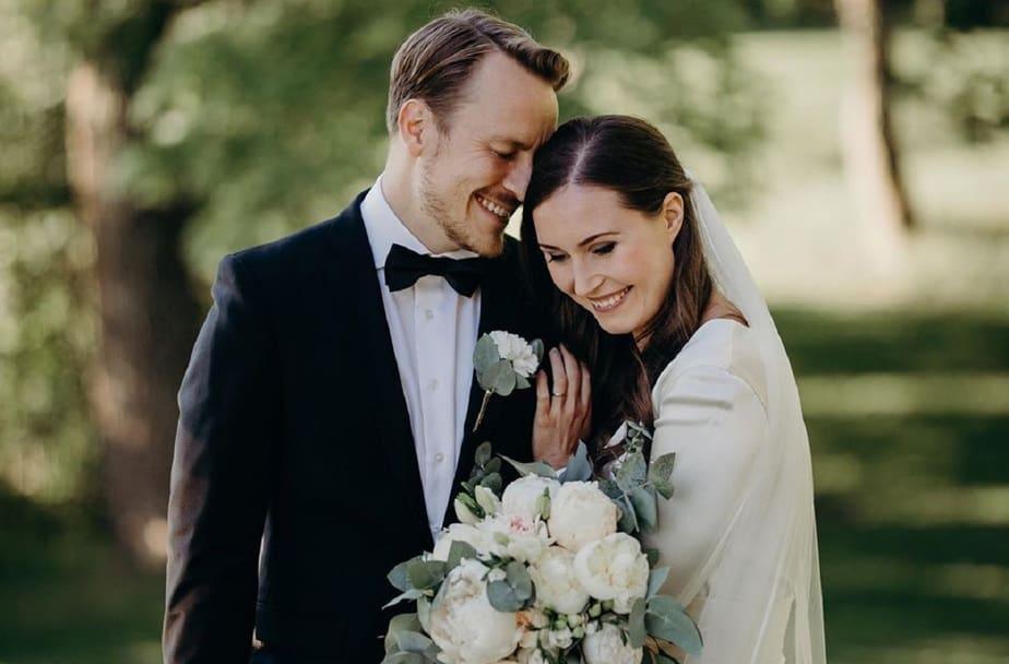 Finlandia es más feliz, se casó su primera ministra Sanna Marin / Foto @sannamarin vía Instagram