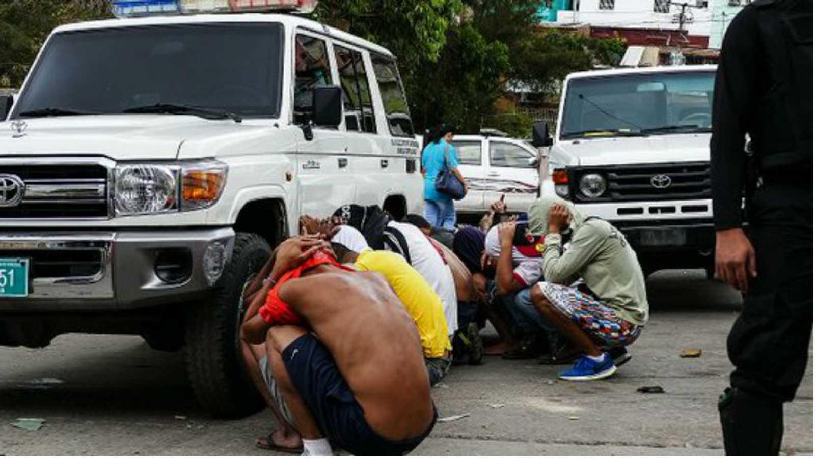 violencias Venezuela