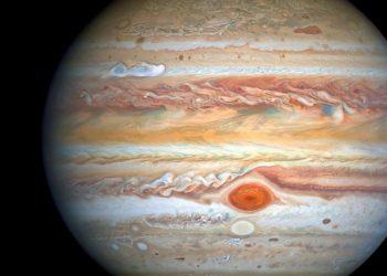 Nueva imagen del Hubble de Júpiter
