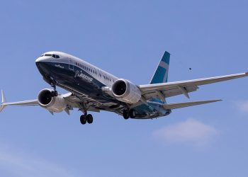 737 Max de Boeing FAA
