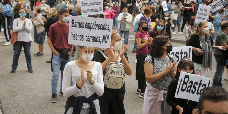 Madrid dice no al confinamiento y sí a las medidas sanitarias