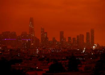 Cielo de San Francisco