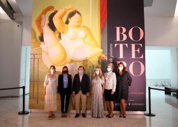 'Botero. 60 años de pintura'