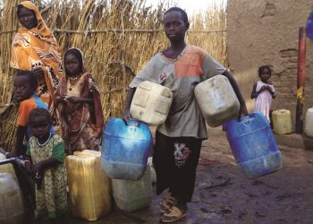 Darfur violencia