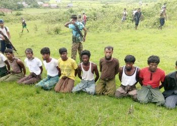 Myanmar y rohinyas