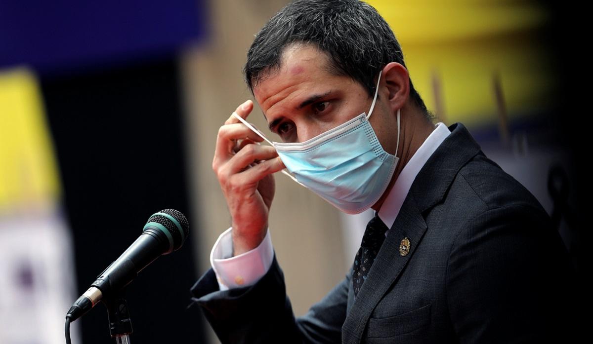 El presidente encargado de Venezuela, Juan Guaidó, habló a los países miembros en la 75º Asamblea General de la ONU. Dijo que agotó la vía diplomática con Nicolás Maduro / Foto REUTERS/Manaure Quintero