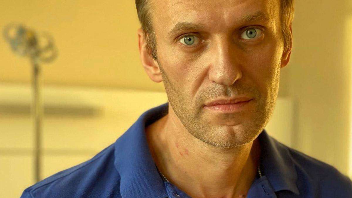 alta médica Navalni