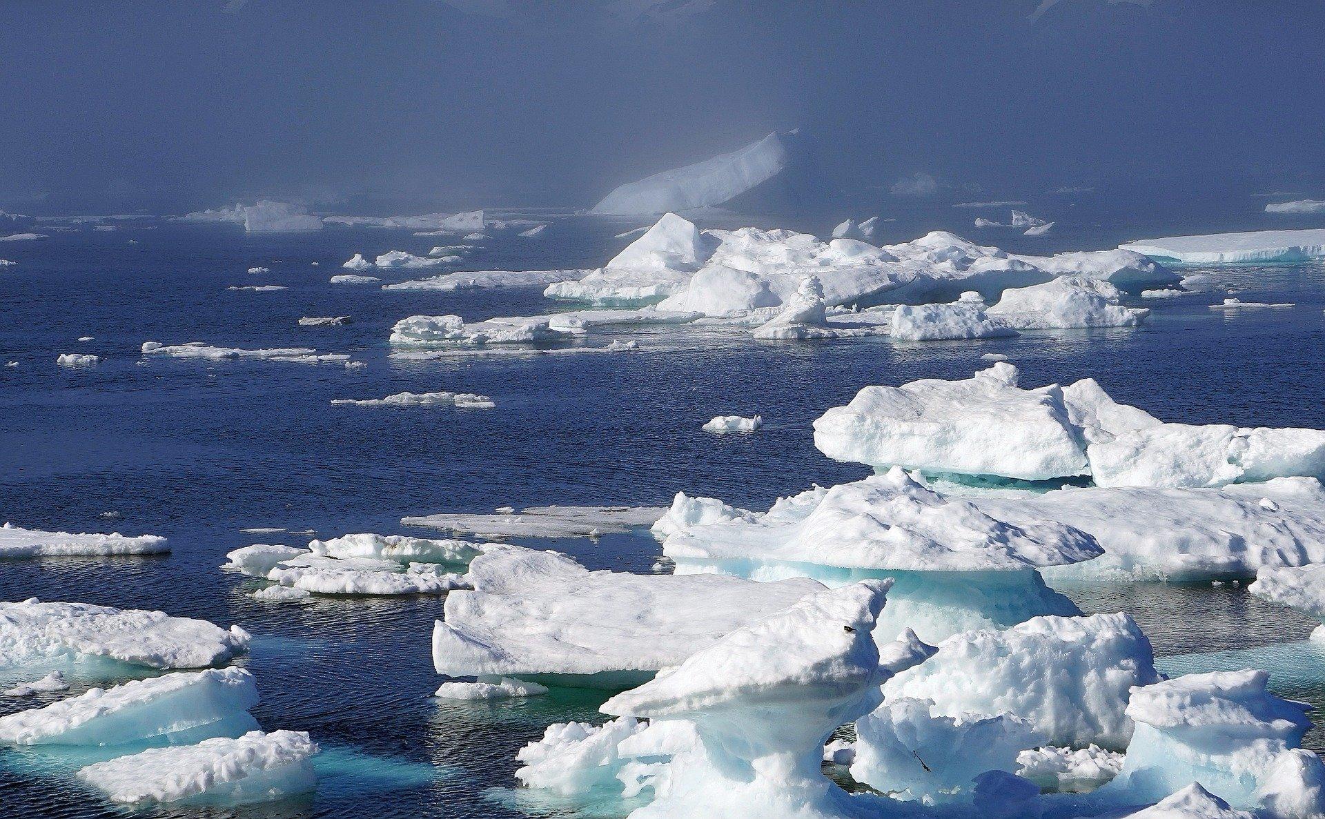 Icebergs Groenlandia