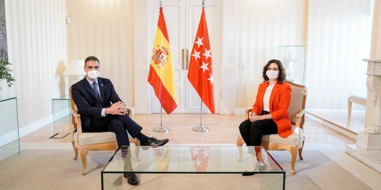 Sánchez y Díaz Ayuso