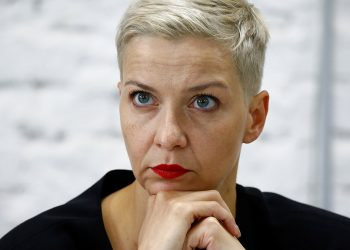 líder opositora Bielorrusia