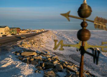 Ártico cambio climático mar de Bering
