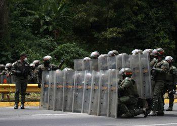 Protestas en Venezuela