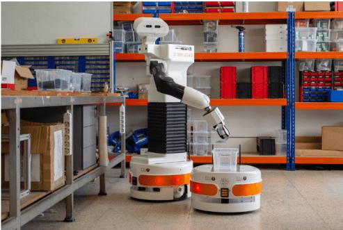robot y medicina