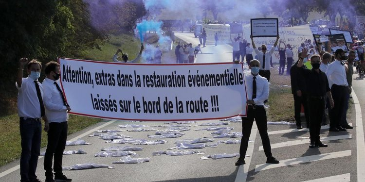 tensiones-en-francia