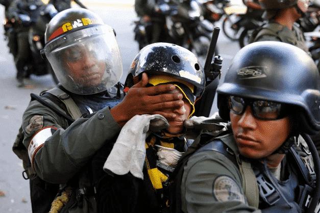Maduro derechos humanos