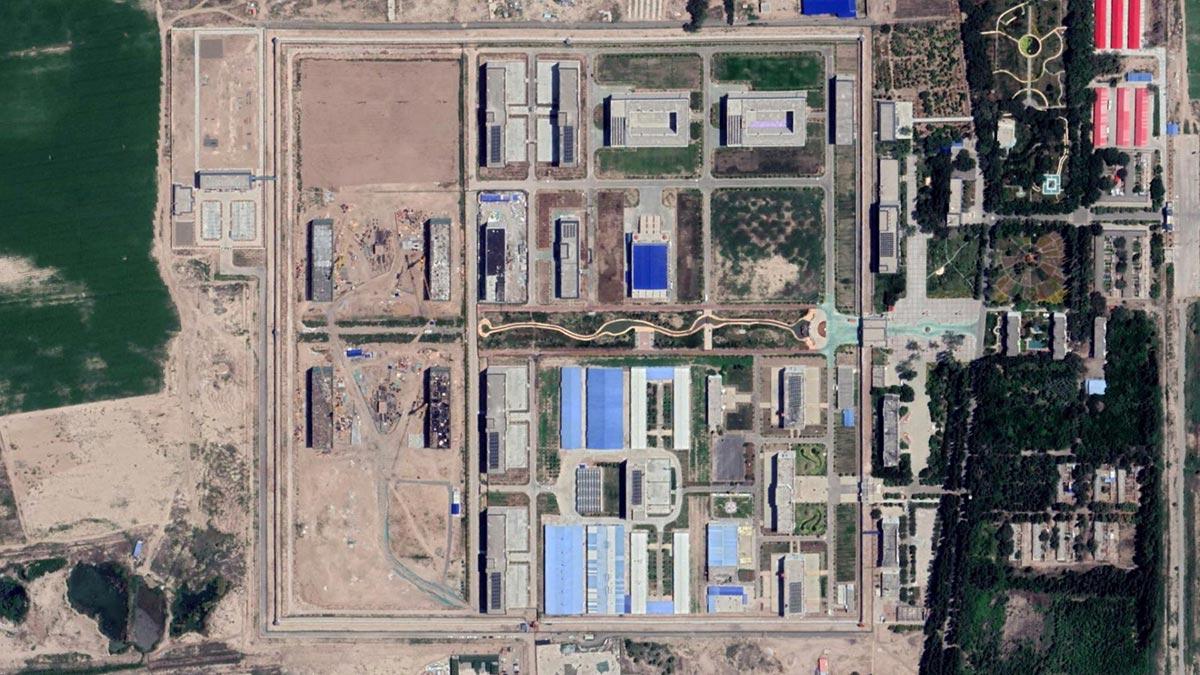 Uigures Xinjiang