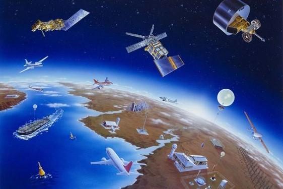 Colonización de la atmósfera