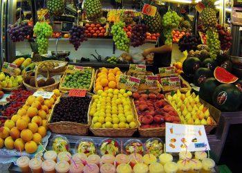 alimentos calentamiento global