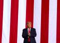 Manifestación de campaña del presidente de Estados Unidos, Donald Trump, en Gastonia, Carolina del Norte