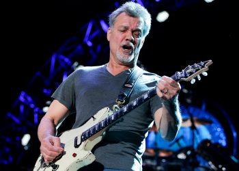 Eddie Van Halen falleció este 6 de octubre a los 65 años de edad / REUTERS