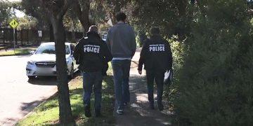 La policia federal australiana rescata a 16 menores de la operación Molto