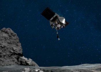 La NASA supera con éxito la misión OSIRIS-REx