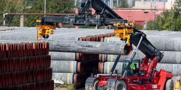 Polonia Gazprom gasoducto