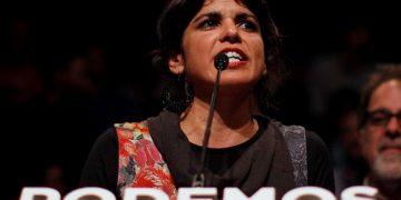 La diputada Teresa Rodríguez fue expulsada de Podemos mientras se encontraba de baja maternal. Una decisión que justificó la ministra de Igualdad y que despertó numerosas críticas / REUTERS