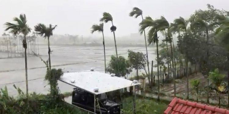 Vietnam tifón