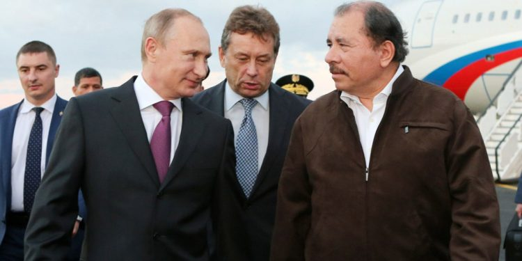 """Ortega presentó la """"Ley Putin"""" para amordazar a la sociedad civil"""
