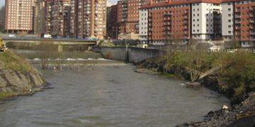 El río Ibaizábal es uno de los más afectados por la contaminación de lindano / Wikipedia Imágenes