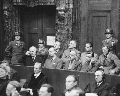 Muchos alemanes aceptaron los crímenes nazi solo tras los Juicios de Núremberg / Wikipedia Imágenes