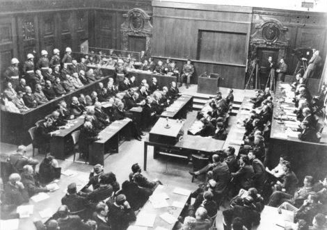En estos juicios condenaron a funcionarios nazis / Wikipedia Imágenes