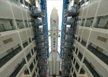 China misión Luna