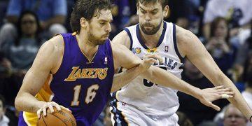 Gasol Lakers