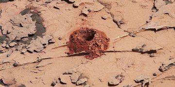 inundaciones Marte
