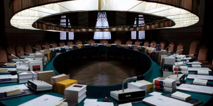 Este jueves se reunirán los académicos en el pleno de la RAE para establecer consenso sobre el comunicado que emitirán en defensa del español / RAE
