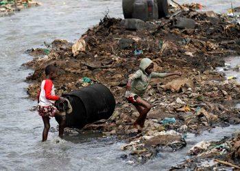 De acuerdo con Greenpeace, África ya enfrenta la crisis del cambio climático / REUTERS