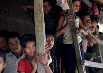 Myanmar violó el pacto de derechos del niño de la ONU en la represión de los rohingya, según expertos