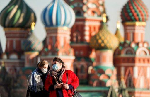 En Moscú decretaron restricciones por dos meses debido al aumento de los casos de la COVID-19 / REUTERS