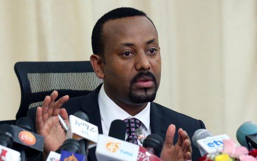 Abiy Ahmed, primer ministro de Etiopía / REUTERS