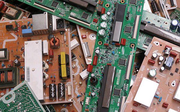 El tsunami de la basura electrónica