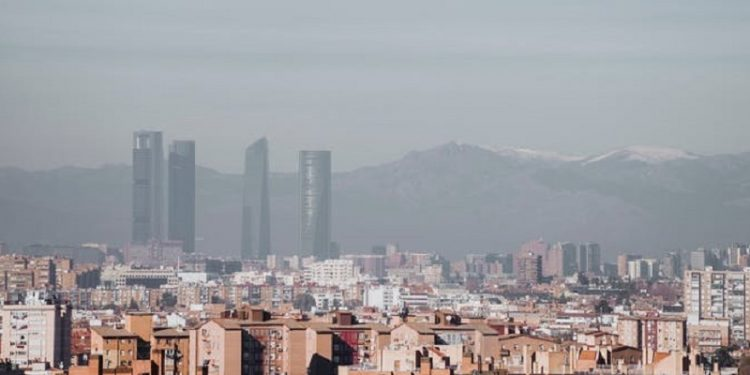 Madrid microplásticos