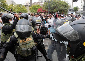 Material antidisturbios español