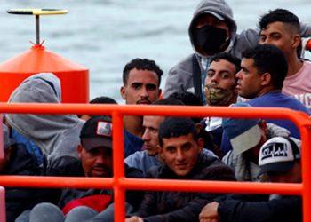 La Unión Europea será intermediaria con Marruecos para repatriar a los migrantes que han llegado a Canarias / REUTERS