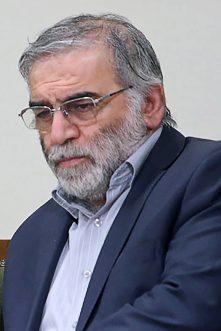 Mohsen Fakhrizadeh
