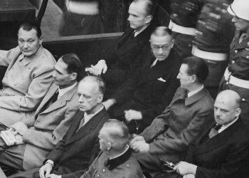 Este viernes 20 de noviembre se cumplieron 75 años desde los Juicios de Núremberg / Wikipedia Imágenes