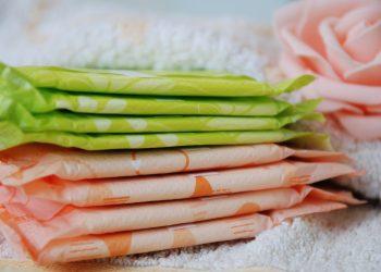 Compresas para la menstruación