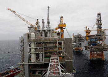 Dinamarca petróleo